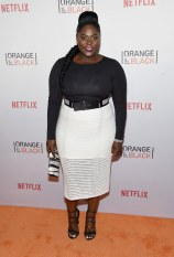 "Danielle Brooks (Tasha ""Taystee"" Jefferson) would bring her spanx. She later told BuzzFeed that she would bring chocolate into prison."