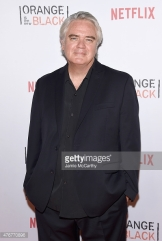 Michael Harney (C.O. Sam Healy) would bring mind-altering substances.