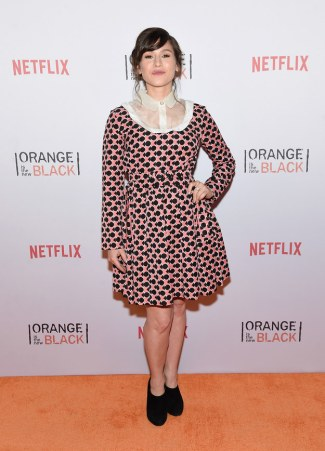 Yael Stone (Lorna Morello) would bring vitamins. She later told BuzzFeed that she would bring lip balm.