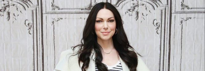 Laura Prepon Architectural Digest