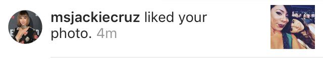 "Jackie Cruz (Marisol ""Flaca"" Gonzales)"